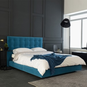 [마스슬립] 루체른 Luzern Basic Bed Frame